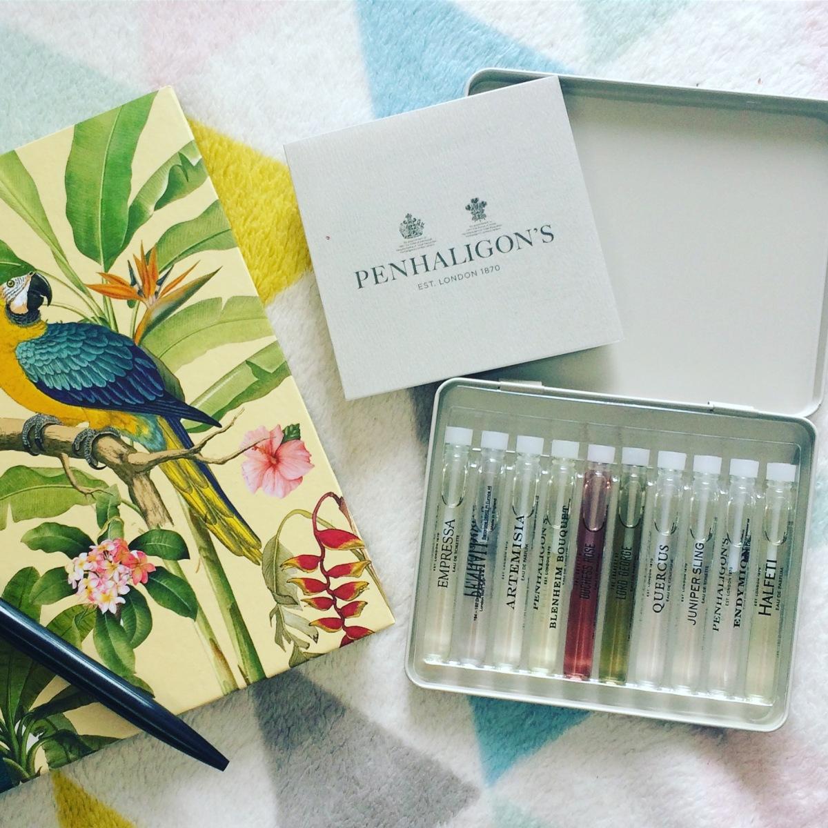 Penhaligon's : la librairied'odeurs