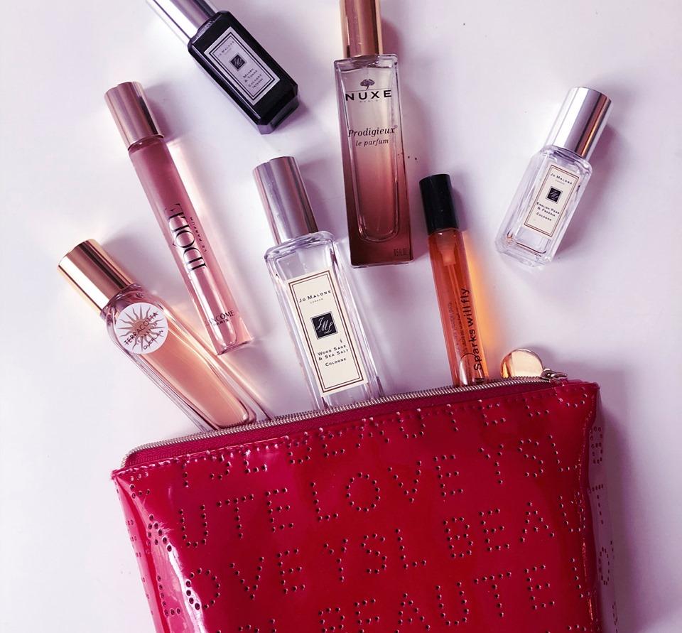 Parfum: les nouvellesgestuelles