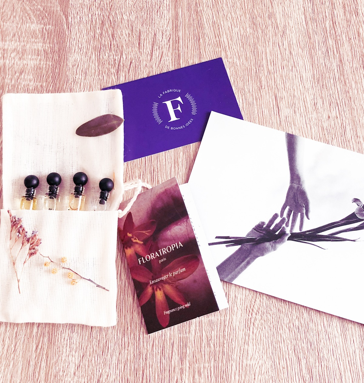 Floratropia, la parfumerieéthique